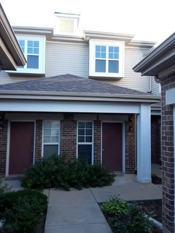 120 Club House Lane #27, Oswego, IL 60543 (MLS #11125768) :: O'Neil Property Group