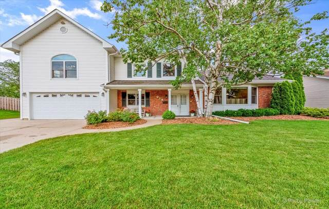 814 Concord Lane, Hoffman Estates, IL 60192 (MLS #11125769) :: The Wexler Group at Keller Williams Preferred Realty