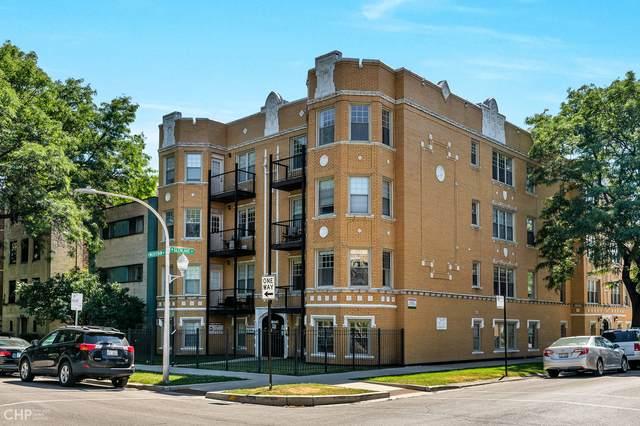6056 N Washtenaw Avenue #1, Chicago, IL 60659 (MLS #11125795) :: RE/MAX Next