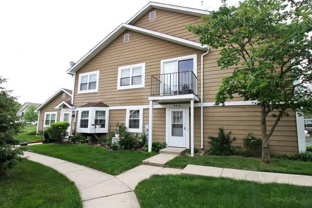 454 N Lake Shore Drive #0, Palatine, IL 60067 (MLS #11125807) :: John Lyons Real Estate