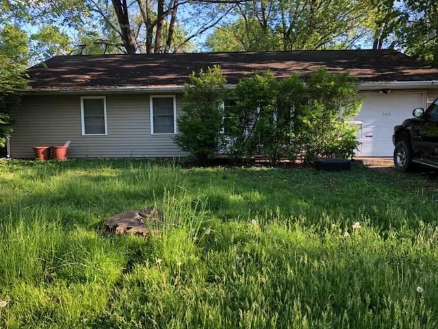 2415 E Illinois Street, Urbana, IL 61802 (MLS #11125865) :: BN Homes Group