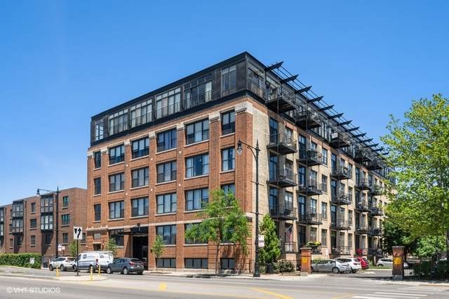 2911 N Western Avenue #103, Chicago, IL 60618 (MLS #11125907) :: RE/MAX Next