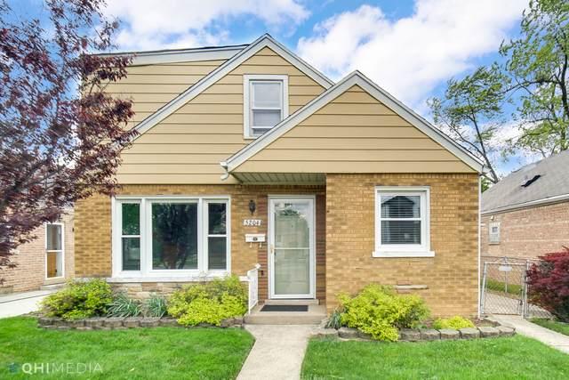 5204 S Oak Park Avenue, Chicago, IL 60638 (MLS #11125935) :: BN Homes Group