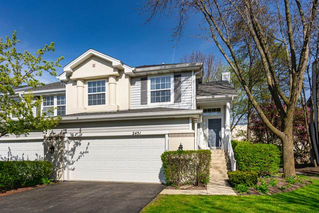 2451 Madiera Lane, Buffalo Grove, IL 60089 (MLS #11125951) :: Rossi and Taylor Realty Group