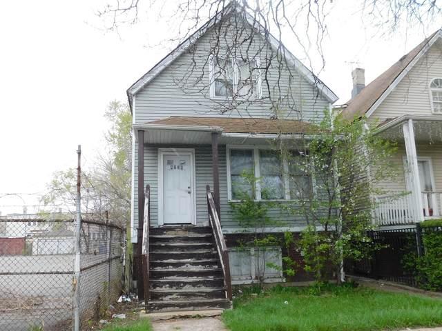 4226 W Walton Street, Chicago, IL 60651 (MLS #11125955) :: RE/MAX Next