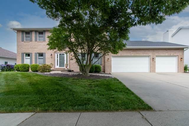 2803 Blarney Stone Lane, Bloomington, IL 61704 (MLS #11125975) :: Jacqui Miller Homes