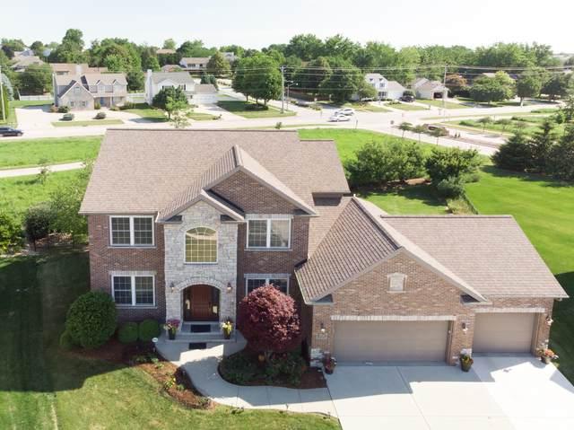 2816 Vrooman Court, Bloomington, IL 61704 (MLS #11125988) :: Jacqui Miller Homes