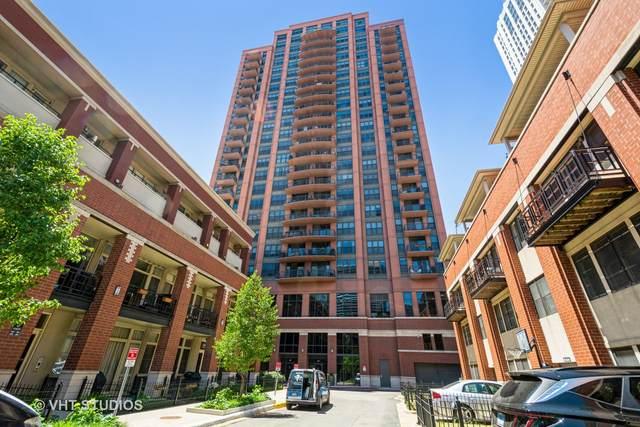330 N Jefferson Street #401, Chicago, IL 60661 (MLS #11126032) :: RE/MAX Next