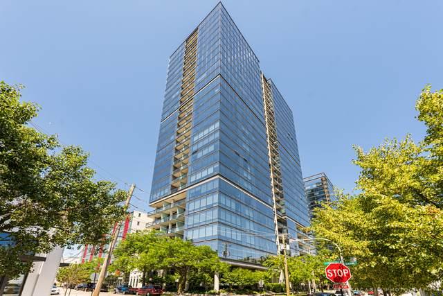 860 W Blackhawk Street #804, Chicago, IL 60642 (MLS #11126039) :: RE/MAX Next