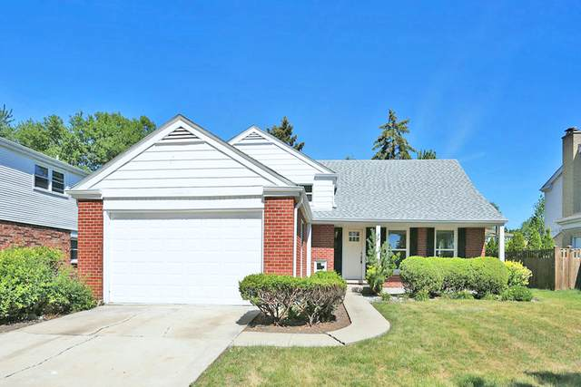 1710 S Surrey Ridge Drive, Arlington Heights, IL 60005 (MLS #11126093) :: The Wexler Group at Keller Williams Preferred Realty