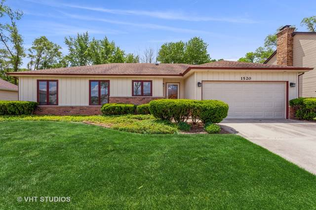 1520 77th Street, Naperville, IL 60565 (MLS #11126131) :: Rossi and Taylor Realty Group