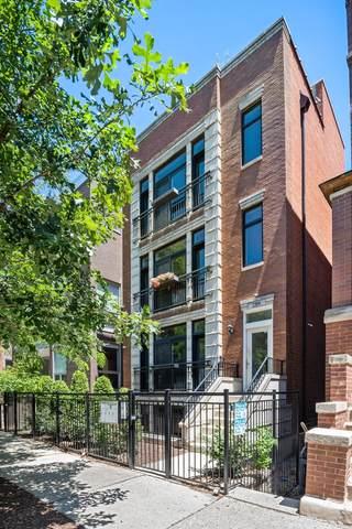 2319 N Leavitt Street #3, Chicago, IL 60647 (MLS #11126132) :: Lewke Partners