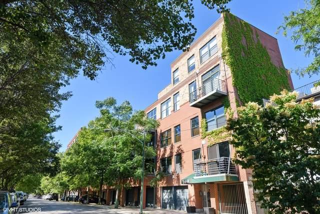 1740 N Marshfield Avenue #19, Chicago, IL 60622 (MLS #11126136) :: John Lyons Real Estate