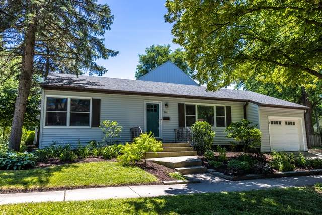 705 Grant Street, Downers Grove, IL 60515 (MLS #11126161) :: The Wexler Group at Keller Williams Preferred Realty