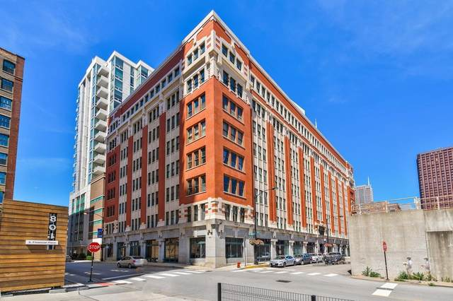 732 S Financial Place #411, Chicago, IL 60605 (MLS #11126187) :: Jacqui Miller Homes