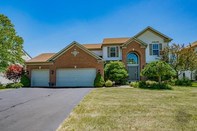 24903 Prairie Grove Drive, Plainfield, IL 60585 (MLS #11126193) :: Jacqui Miller Homes