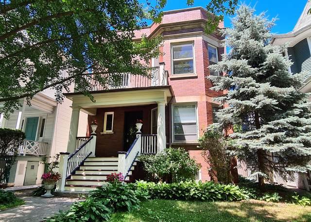 1304 W Rosedale Avenue, Chicago, IL 60660 (MLS #11126208) :: RE/MAX Next