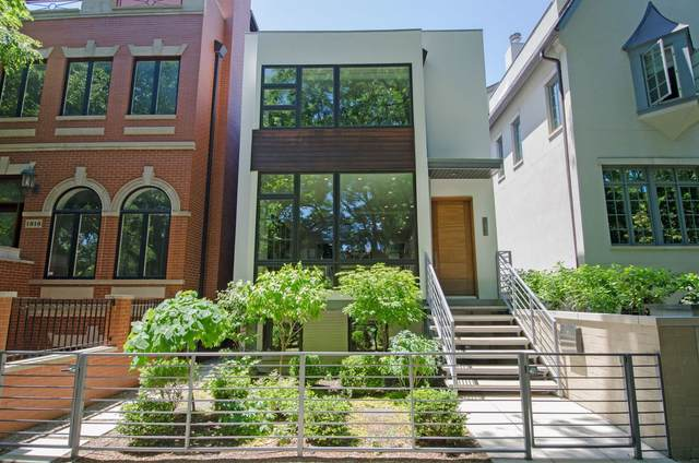 1820 N Hudson Avenue, Chicago, IL 60614 (MLS #11126235) :: Rossi and Taylor Realty Group