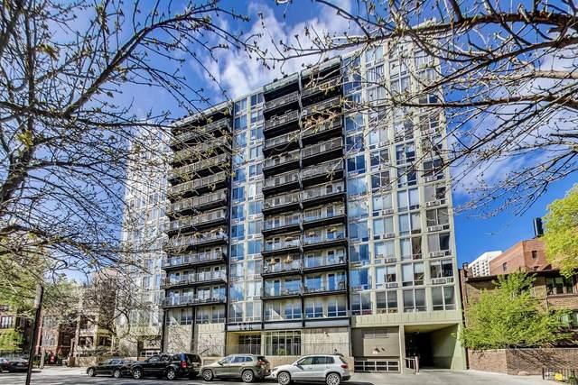450 W Briar Place 11J, Chicago, IL 60657 (MLS #11126271) :: Lewke Partners