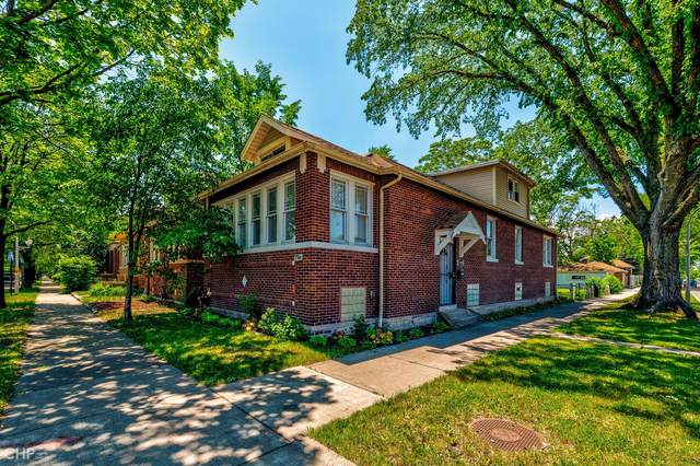7700 S Loomis Boulevard S, Chicago, IL 60620 (MLS #11126305) :: BN Homes Group
