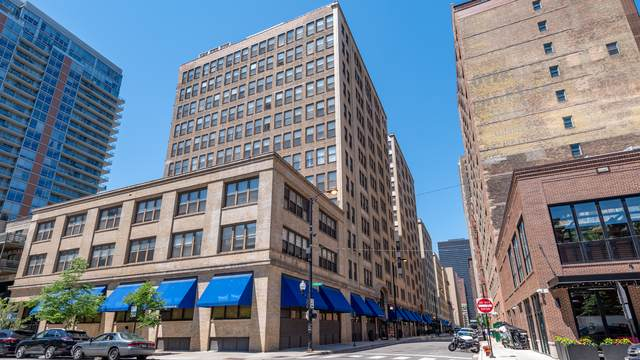 780 S Federal Street #1106, Chicago, IL 60605 (MLS #11126328) :: Jacqui Miller Homes
