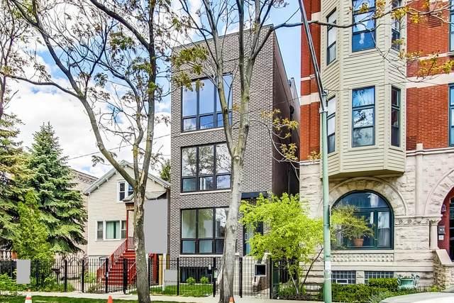 1750 W Huron Street #3, Chicago, IL 60622 (MLS #11126329) :: RE/MAX Next