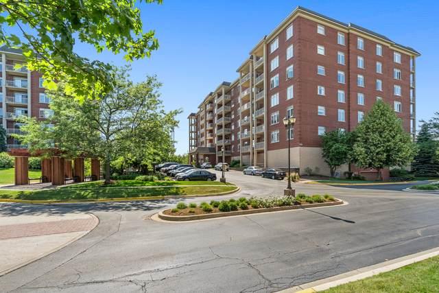 8440 Callie Avenue C303, Morton Grove, IL 60053 (MLS #11126335) :: The Wexler Group at Keller Williams Preferred Realty