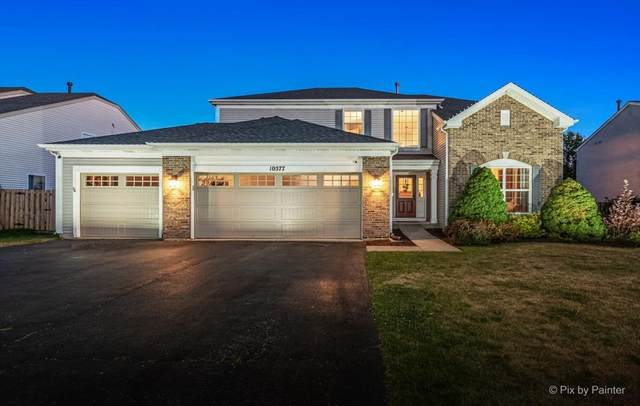 10577 Great Plaines Drive, Huntley, IL 60142 (MLS #11126346) :: BN Homes Group