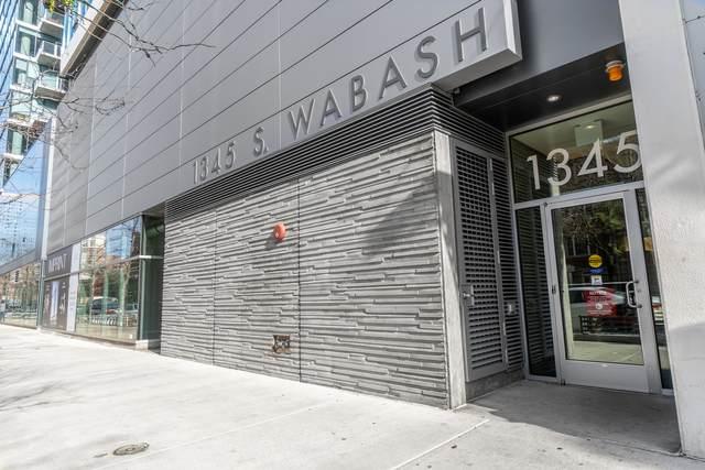 1345 S Wabash Avenue #1603, Chicago, IL 60605 (MLS #11126362) :: RE/MAX Next
