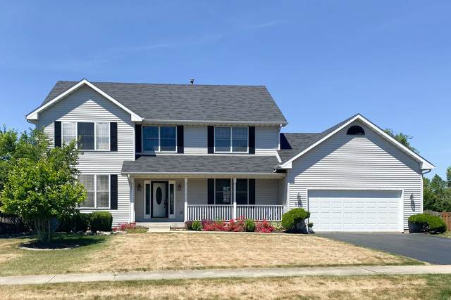 506 Taylor Ridge, Belvidere, IL 61008 (MLS #11126404) :: Rossi and Taylor Realty Group