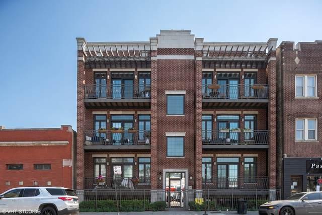 1951 W Belmont Avenue 3E, Chicago, IL 60657 (MLS #11126406) :: RE/MAX Next