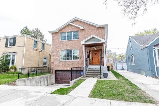 7155 N Mankato Avenue, Chicago, IL 60646 (MLS #11126409) :: RE/MAX Next