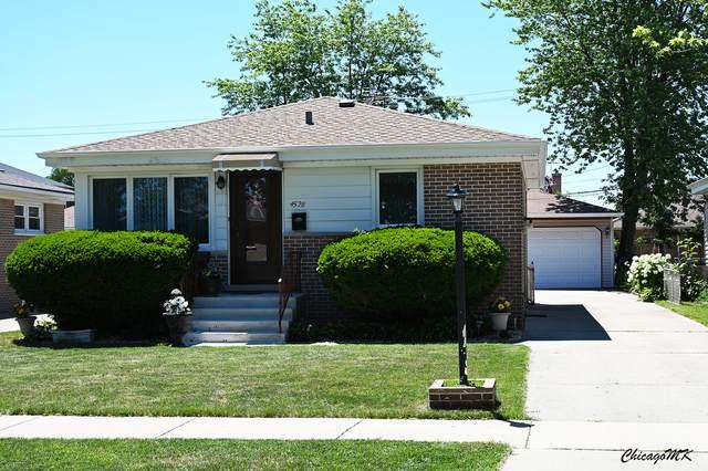 4528 N Oriole Avenue, Norridge, IL 60706 (MLS #11126472) :: BN Homes Group