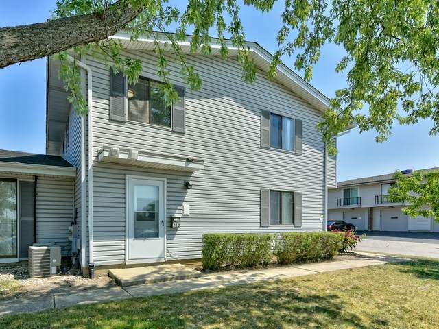 212 Sagamore Court #212, Schaumburg, IL 60194 (MLS #11126496) :: Carolyn and Hillary Homes