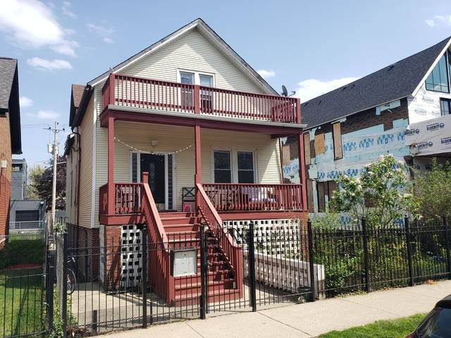 1721 N Whipple Street, Chicago, IL 60647 (MLS #11126547) :: RE/MAX Next