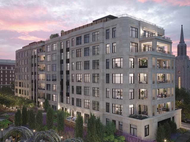 2350 N Orchard Street #602, Chicago, IL 60614 (MLS #11126597) :: John Lyons Real Estate