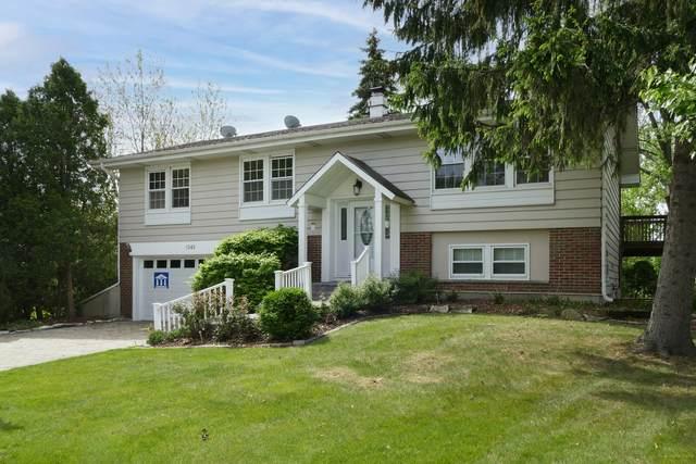 1345 Hassell Drive, Hoffman Estates, IL 60169 (MLS #11126610) :: Lewke Partners