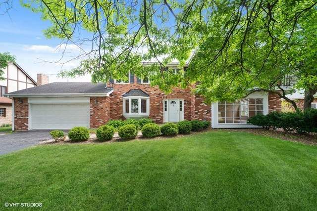 19W121 Avenue Chateaux N, Oak Brook, IL 60523 (MLS #11126633) :: BN Homes Group