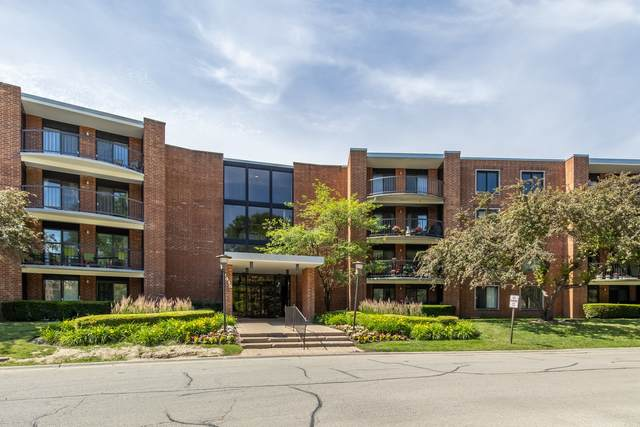 1415 E Central Road 407A, Arlington Heights, IL 60005 (MLS #11126645) :: Angela Walker Homes Real Estate Group