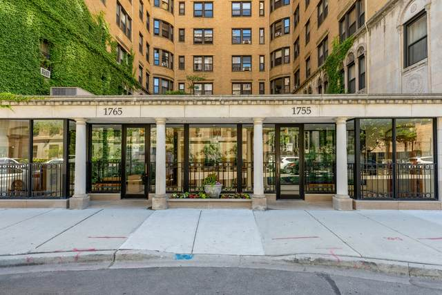 1765 E 55th Street E5, Chicago, IL 60615 (MLS #11126657) :: Carolyn and Hillary Homes
