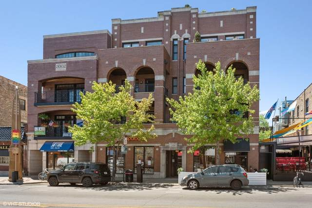 3344 N Halsted Street 4N, Chicago, IL 60657 (MLS #11126659) :: BN Homes Group