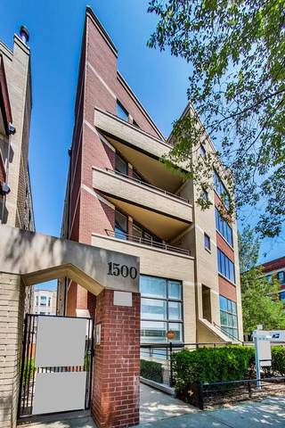 1500 W Grand Avenue 1W, Chicago, IL 60642 (MLS #11126667) :: Suburban Life Realty