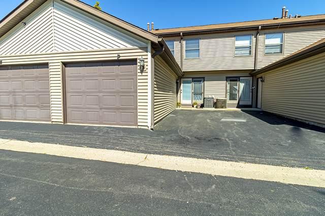 150 Eagle Point Road P, Fox Lake, IL 60020 (MLS #11126674) :: BN Homes Group