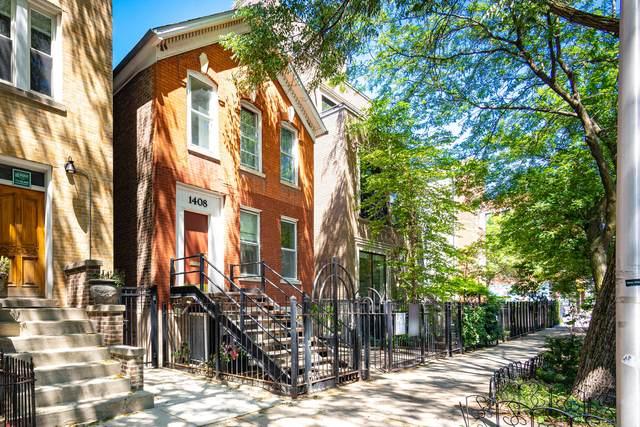1408 W Ohio Street, Chicago, IL 60642 (MLS #11126678) :: Suburban Life Realty
