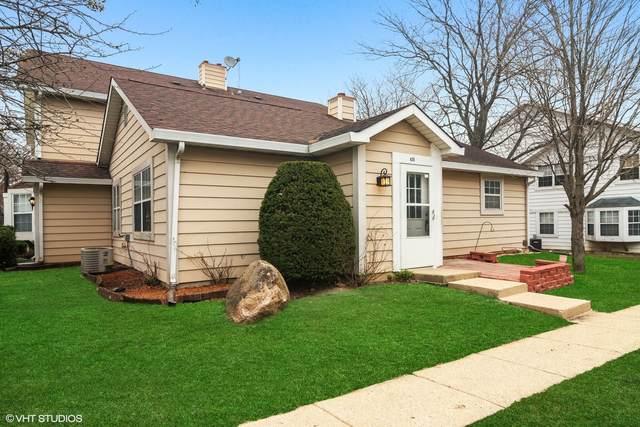433-439 N Lake Shore Drive, Palatine, IL 60067 (MLS #11126701) :: John Lyons Real Estate