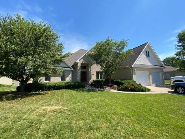 1508 Locust Drive, ST. JOSEPH, IL 61873 (MLS #11126706) :: Littlefield Group