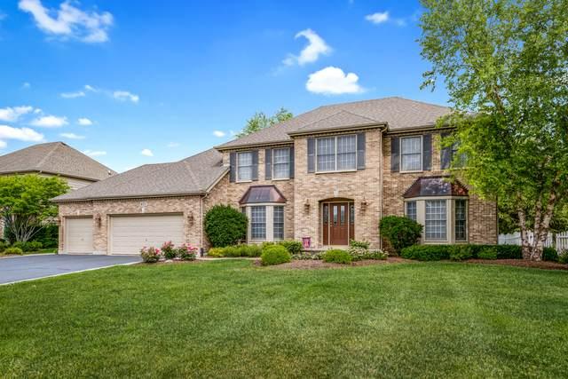 671 Bluestem Lane, Algonquin, IL 60102 (MLS #11126708) :: BN Homes Group