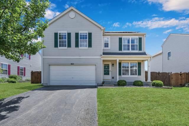 863 Chesapeake Trail, Round Lake Heights, IL 60073 (MLS #11126738) :: O'Neil Property Group