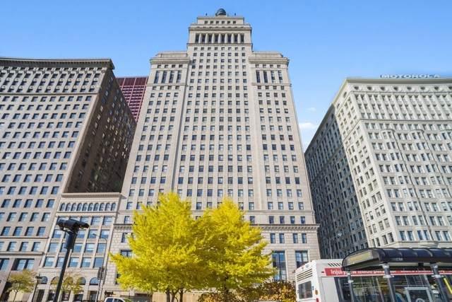 310 S Michigan Avenue #1402, Chicago, IL 60604 (MLS #11126761) :: Jacqui Miller Homes