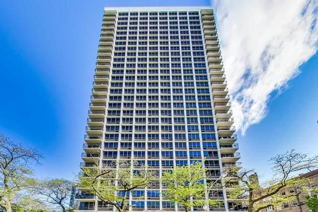 88 W Schiller Street 704L, Chicago, IL 60610 (MLS #11126786) :: BN Homes Group